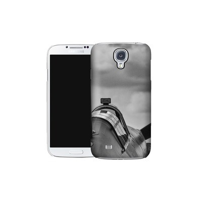 Black and White RAF Hurricane Mobile Phone Case