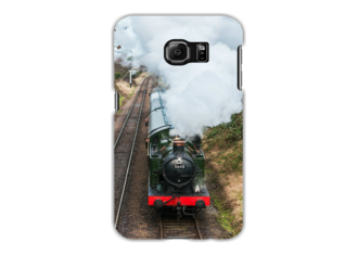 GWR 5643 Tank engine picture on Samsung S6 mobile phone case
