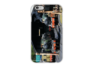 GWR Steam Locos picture on iPhone 6 mobile phone case