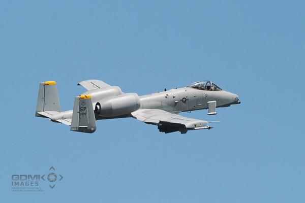 USAF A-10 Warthog Aeroplane