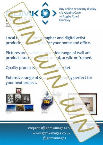 GDMK Images Promotional Flyer win