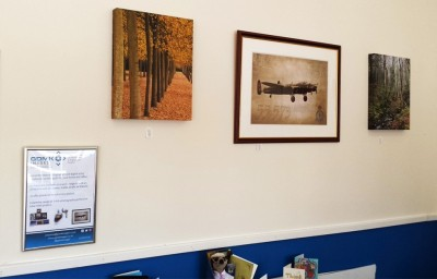 GDMK Images Office Wall Art as supplied to Davis and Partners Estate Agents in Hinckley