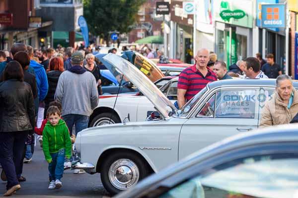 Hinckley Classic Car Show 2015