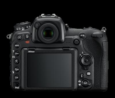 Nikon D500 Rear View
