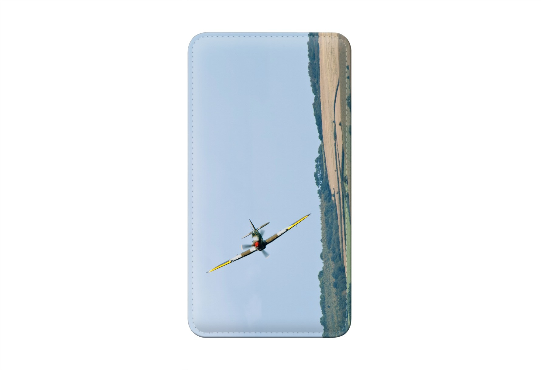 Spitfire mobile phone case