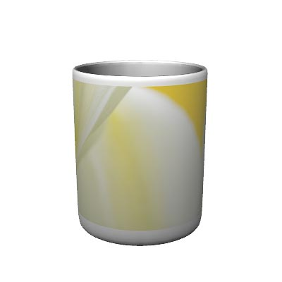 Yellow Tulip Mug