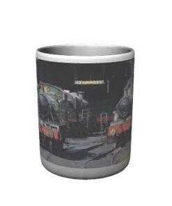 steam Trains Mug