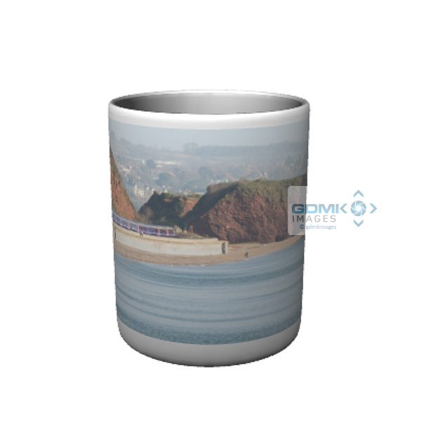 Dawlish Coast Mug