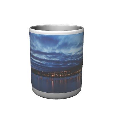 Blue shaldon Mug