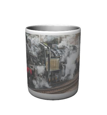 steam Trains 2 Mug