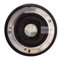 Lens showing Wide Aperture