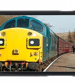 Class 37 37109 at Rawtenstall Mobile Phone Case