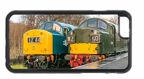 Class 40s D345 and D335 Mobile Phone Cases