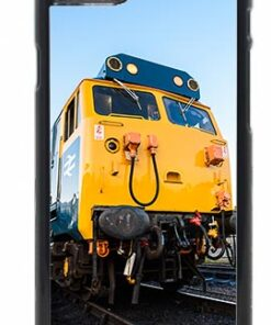 Front of Class 50 50035 Ark Royal Mobile Phone Case