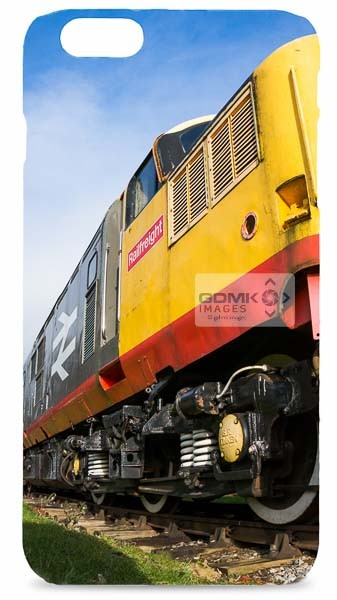 Class 37 Diesel Loco 37152 Mobile Phone Case