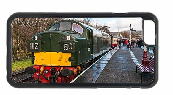Class 40 D335 40135 at Rawtenstall Mobile Phone Case