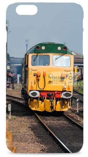 Class 50 50007 Sir Edward Elgar Mobile Phone Case