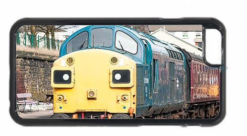English Electric Class 37 Loco 37109 Mobile Phone Case