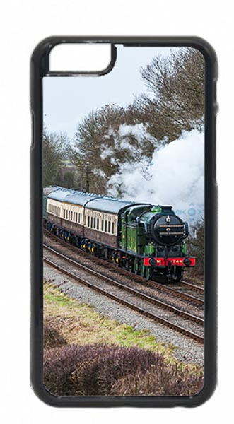 GNR N2 0-6-2T Steam loco 1744 Mobile Phone Case