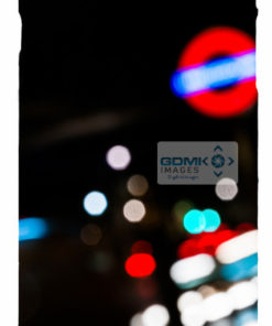 London Lights at Night Mobile Phone Case