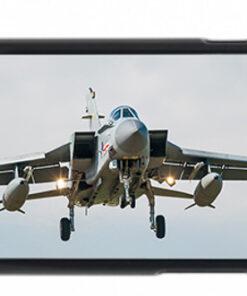 RAF 41 Squadron Tornado Mobile Phone Case