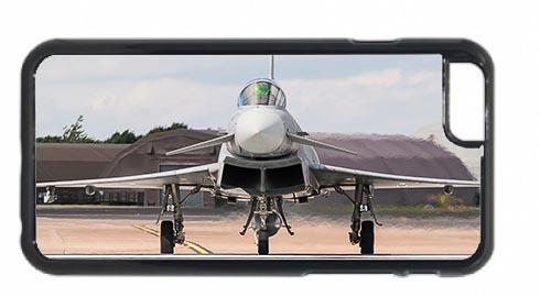 RAF Eurofighter Typhoon Aeroplane Mobile Phone Case