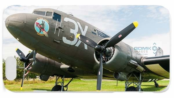 USAAF C47 Dakota Aeroplane Mobile Phone Cases