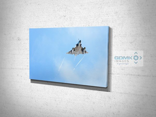 Mirage 2000 Canvas Art Print