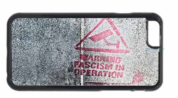 Protest Graffiti Mobile Phone Case