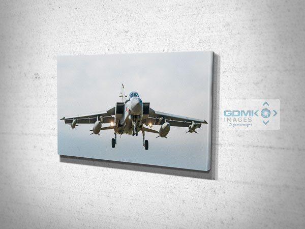 RAF 41 Squadron Tornado Canvas Art Print