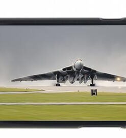 Vulcan Digital Art Mobile Phone Case