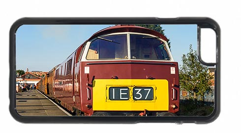 Western D1062 at Kidderminster Mobile Phone Case