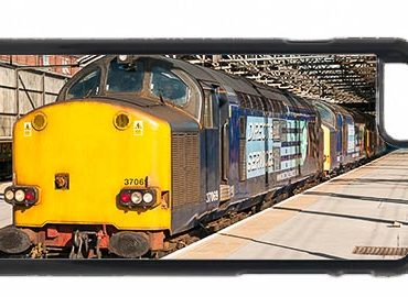 3 DRS Class 37s Mobile Phone Case