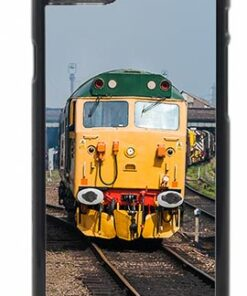 Class 50 50007 at Loughborough Mobile Phone Case