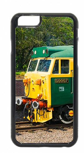 Class 50 50007 Cab Mobile Phone Case