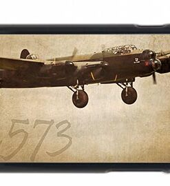 Lancaster Bomber Command Tribute Mobile Phone Case