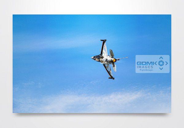RNLAF F16 Performance Takeoff Wall Art Print