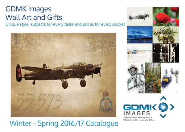 GDMK Images new Brochure