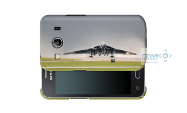 Vulcan Digital Art Samsung Galaxy Ace 4 Mobile Phone Case