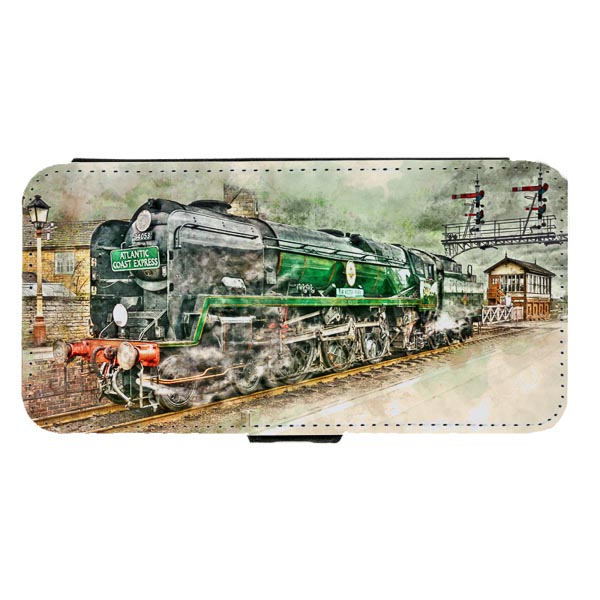34053 Sir Keith Park Digital Painting Mobile Phone Case