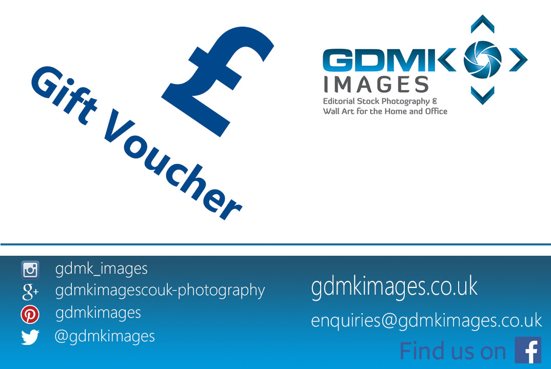 GDMK Images Gift Vouchers