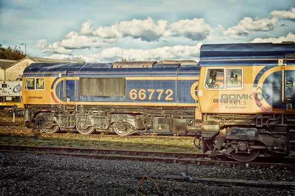 GBRF Class 66 Locos