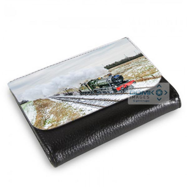 Medium Wallet 4-6-0 Witherslack Hall Colour