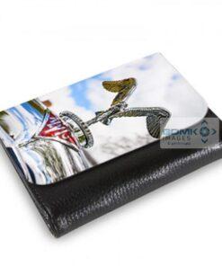 Medium Wallet Alvis Bonnet Ornament