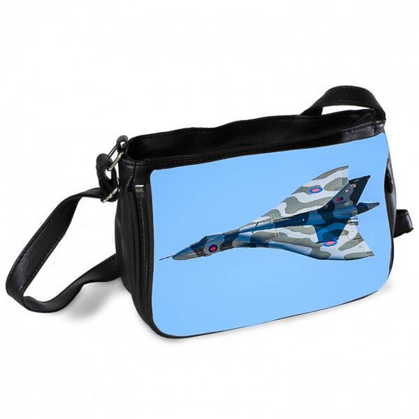 Avro Vulcan Banking Messenger Bag