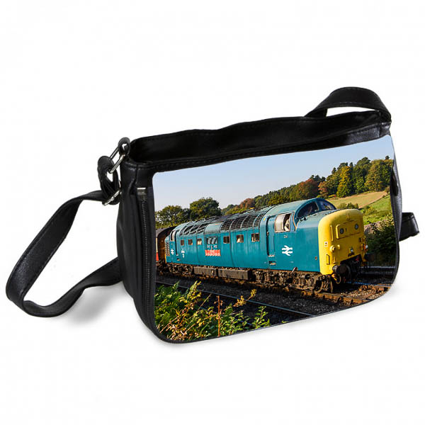 Class 55 Deltic 55019 at Arley Messenger Bag