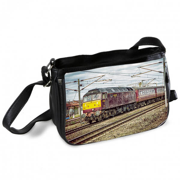 West Coast Railways Class 47 47804 Messenger Bag