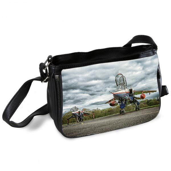 QinetiQ Jaguar and Harrier Messenger Bag-2