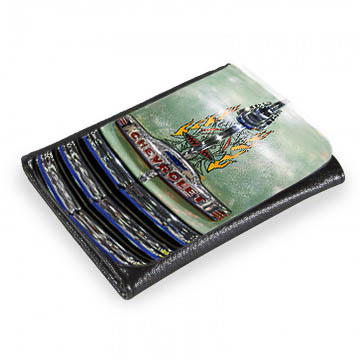 Chevy Bonnet Art Work Wallets And Purses Gdmk Images  sc 1 st  Elitflat & Wall Art Wallets - Elitflat