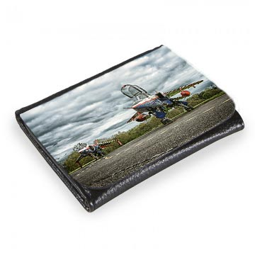 Small Wallet QinetiQ Jaguar and Harrier